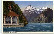 1910 Schwyz Schweiz Axenstrasse bei BRUNNEN Flüelen