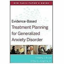 Evidence-Based Treatment Planning for Generalized Anxiety Disorder Facilitator'