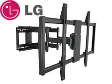 Full-Motion TV Wall Mount 60 65 70 75 80 90 100 Inch LG LCD LED Plasma HDTV