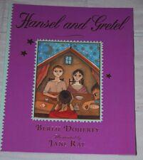 HANSEL & GRETEL Berlie Doherty, Illust Jane Ray 2010 Walker Books p/b