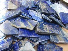 1lb  Natural  BLUE  Rough Lapis Lazuli Stones Crystals Nice