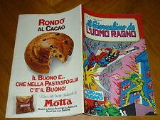 IL GIORNALINO DELL' UOMO RAGNO N° 14 Ed. CORNO - EDICOLA !!