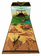 New! Toy Playmat Toy Box Dinosaur Plus Dinosaur Toys for Kids