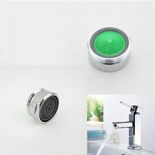 Water Saving Spout Faucet Tap Nozzle Aerator Filter Sprayer Chrome Plated 23.5mm