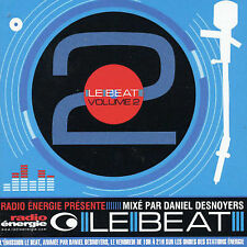 Le Beat, Vol. 2 by Daniel Desnoyers (CD, Aug-2001, Dep) CD BRAND NEW from Canada