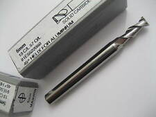5mm SOLID CARBIDE 2 FLT HIGH HELIX ALI SLOT / END MILL MARWIN 91E5522050  #P44