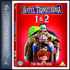 HOTEL TRANSYLVANIA 1 & 2 - 2 MOVIE COLLECTION  *BRAND NEW DVD***