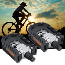 Universal Aluminum Alloy Mountain Bike Bicycle Folding Pedals Non-slip SY