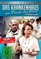 Das Krankenhaus am Rande der Stadt - 20 Jahre später Vol. 1 * DVD Serie Pidax