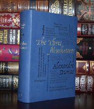 The Three Musketeers by Dumas Unabridged Collectible Deluxe Soft Leather Feel Ed