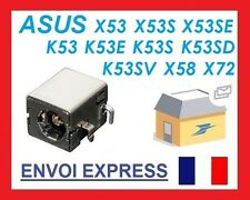 Connecteur alimentation ASUS X53 X53SV K53SD K53SE K53SC Dc Jack connector