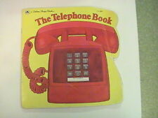 The Telephone Book Golden Shape Book  1985