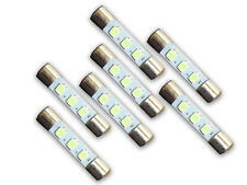7 Warm White 8V LED Lamp Fuse-Type Bulbs for models 4240, 4430 - 7WW