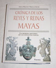 Cronica de los Reyes y Reinas Mayas, Chronicles of Mayan Kings & Queens (2002)