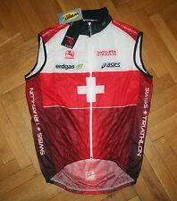 BNWT Giordana Erdgas WindTex Full Zip Sleeveless Jersey Vest Mens Size M-3-48