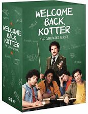 Welcome Back Kotter Complete Series Season 1 2 3 4 DVD Set Collection TV Show R1