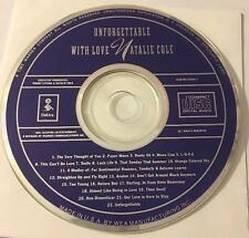 Natalie Cole - Unforgettable: With Love (CD, Elektra) Johnny Mandel, Paich