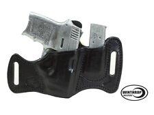 S&W .380 Bodyguard Insight Laser OWB Attached Mag Holder R/H Black 0307