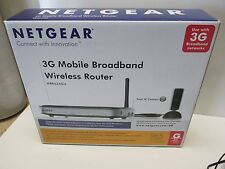 Netgear MBR624GU 3G Mobile Broadband Wireless-N Router