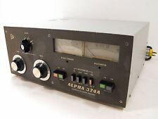 ETO Alpha 374A 160 - 10 Meter SSB / CW Amplifier Good Condition w/ 2x 8874 Tubes