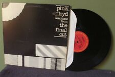 "Pink Floyd ""Selections From The Final Cut"" 12"" AS-1635 NM Roger Waters LP"