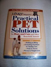 Practical PET Solutions by Yankee Magazine Hardback Book on PET CARE 488 Pages