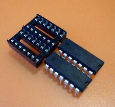 2x Atmel ATTiny84A-PU  und 2x DIL Sockel