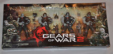 Brand New SEALED! Gears of War NECA Locust Hive BOX SET Bolter, Sniper, Grappler