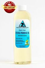 EVENING PRIMROSE OIL ORGANIC by H&B Oils Center VIRGIN COLD PRESSED PURE 24 OZ
