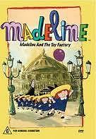 EX RENTAL MADELINE AND THE TOY FACTORY DVD CHILDREN PARIS ANIME REG 4 GUARANTEED