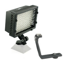 Pro XB-2 LED on DSLR camera video light for Canon 70D 60D Rebel T5i T5 SL1 EF-M