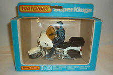 MATCHBOX - SUPERKINGS - K-83 - HARLEY-DAVIDSON MOTORRAD -   OVP  (1.MB-3)