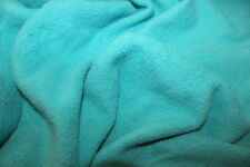 Baumwollfleece mint 0,50 x 1,50