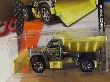 Matchbox on a Mission Highway Maintenance Truck