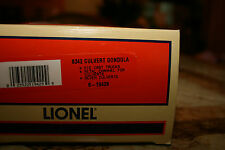 Lionel  Culvert Gondola #6343 / 6-19429 Box Only with plastic inserts