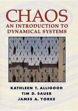 Chaos: An Introduction to Dynamical Systems Textbooks in Mathematical Sciences