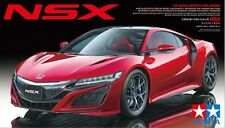 Tamiya 24344 1/24 Scale Model Sports Car Kit Honda Acura NSX MKII