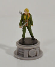 """2012 Glimmer 2"""" Movie PVC Mini Action Figure Hunger Games District 1"""