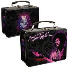 Jimi Hendrix Collectors Memorabilia:2011 Stratocaster Experience Figure Lunchbox