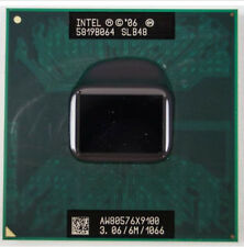SLB48 Intel Core 2 Extreme Mobile X9100 3.067GHz/6M/1066MHz Socket P Processor