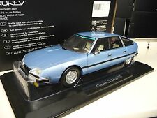 1:18 norev citroen cx 2400 GTI 1977 azul Blue metallic nuevo New