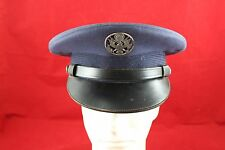 Enlsited USAF Cap Service Men's Field Visor Hat Wool U.S. Army Air Corps Force