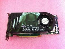 BFG Tech GeForce 8800 GTS BFGR88320GTSOC2E 320MB GDDR3 PCI-E Video Card  GPU2334