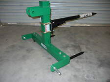 HAYES TRACTOR HAY SPIKE/ 3PL BALE SPEAR - 3 POINT LINKAGE