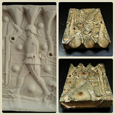 Post Medieval Substantial Bronze Mould-Half Toy German Soldier Mould