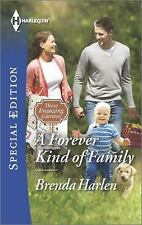 A Forever Kind of Family (Those Engaging Garretts!), Harlen, Brenda, Good Book