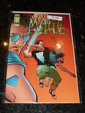 MAGE The HERO DEFINED Comic - No 4 - Date 11/1997 - Image Comic