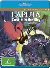 Laputa: Castle in the Sky Blu-ray Discs NEW