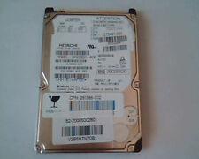 2.5 Hard Disk Drive Hitachi DK23DA-40F AJ100 273491-001 261386-002 2X