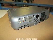 NEC VT45 LCD Projector Beamer 1000 LUMENS CRACKED COVER 800X600 - FILTER ERROR